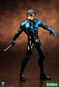 New York Comic-Con Exclusive Nightwing ARTFX Statue - The ...
