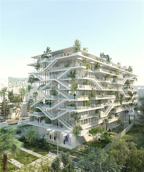 Nl*a Reveals Plans For Openconcept Green Office Building