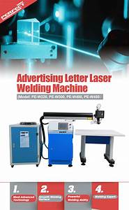 perfect laser hot sale 300w 450w stainless steel jewelry With channel letter machine for sale