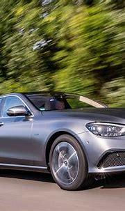 Mercedes E-Class hybrid engines, drive & performance ...