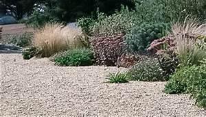 jardin sur gravier jardin sec dossier complet With exceptional modele de parterre exterieur 10 jardin mineral creer un jardin de gravier