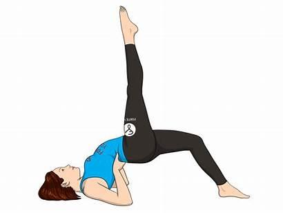 Yoga Pose Bridge Legged Poses Intermediate Forte