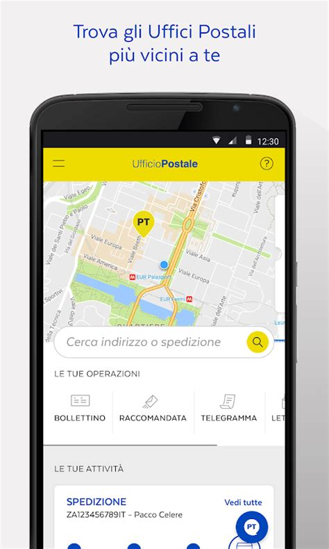Mappa Uffici Postali by Ufficio Postale Android Apps On Play