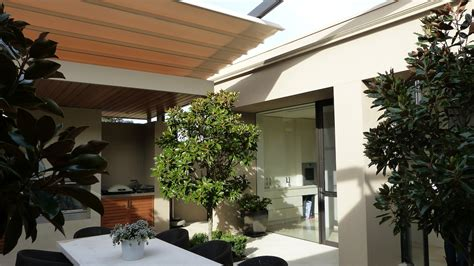 electric awning melbourne supa track retractable