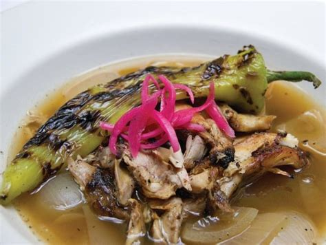 pavo en escabeche oriental  yucatan  eats