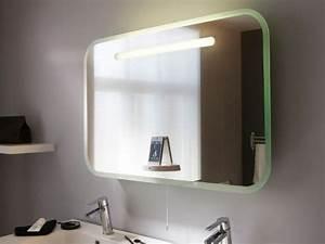 Miroir Salle De Bain Bluetooth : des accessoires pour une salle de bains high tech ~ Dailycaller-alerts.com Idées de Décoration
