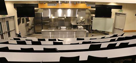 demonstration kitchen auditorium upgrade