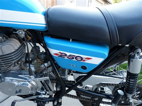 Suzuki Ts250 For Sale by Restored Suzuki Ts250 1972 Photographs At Classic Bikes