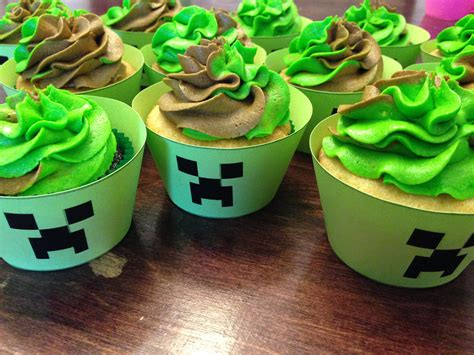 minecraft cupcakes ninjasweetscom