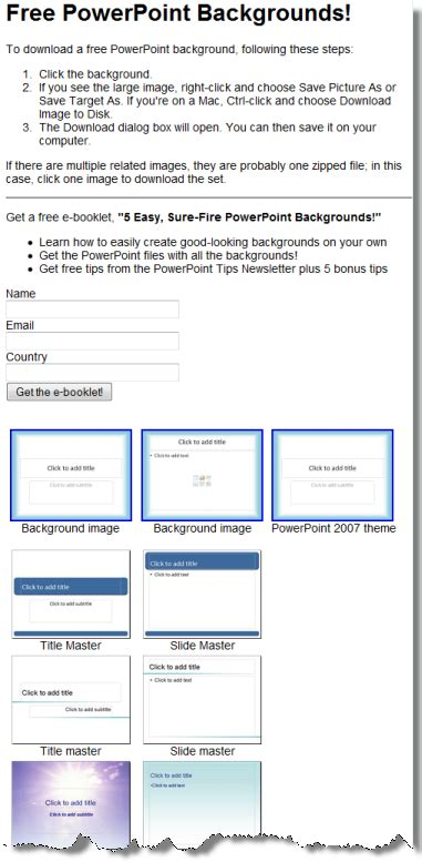 How To Make Your Own Powerpoint Template by Free Powerpoint Backgrounds And How To Make Your Own