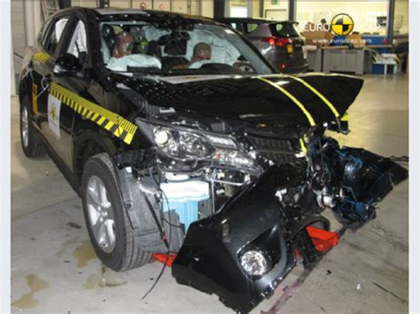 siege auto crash test 2014 2014 ford duty f 250 safety review and crash test