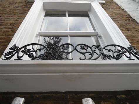 Window Sill Guards by Cast Iron Pot Guard Arc Fabrications