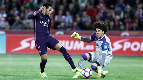 Барселона – Гранада 5 : 3, 21 марта 2012 - текстовая онлайн трансляция матча - Футбол. Испания - Примера - Чемпионат