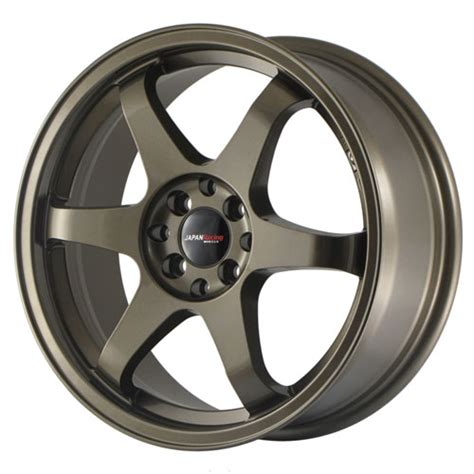 japan racing felgen japan racing wheels jr3 bronze 17 zoll 4tuner de