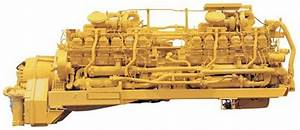 Got torque?2 Caterpillar 3512 V-12s combined into a 6500 ...