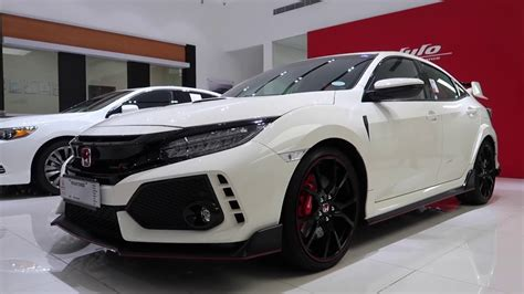2018 Honda Civic Type R Philippines Tour! (not A Review