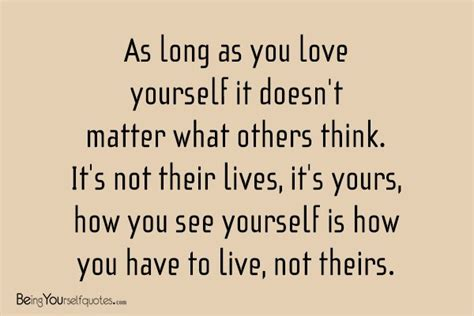 Self Reliance Quotes About Being Yourself