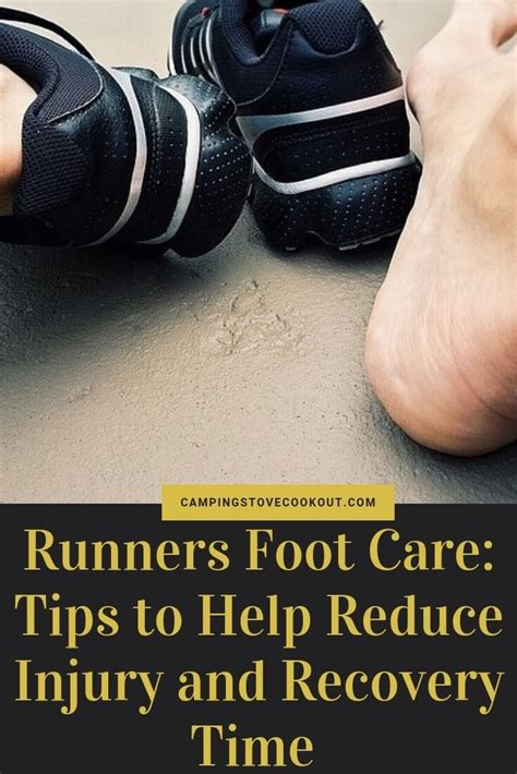 Runners Foot Care Tips To Help Reduce Injury And Recovery