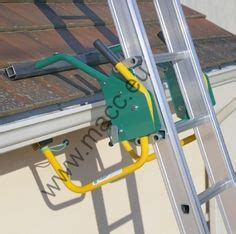 locking ladder  adapting roofwall ladder stabilizer