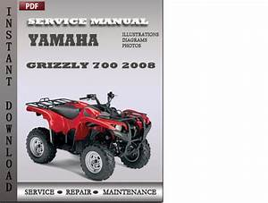 Free 2001 Yamaha Grizzly 600 Service Repair Manual