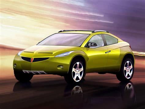 Pontiac Car : Pontiac Rev Concept (2001)