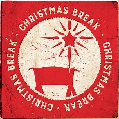 Break Christmas Closed Offices Icon Olqm