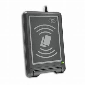 Smart Card Reader | ACS: ACR120 Contactless Smart Card Reader