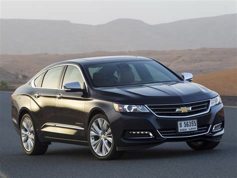 2018 Chevy Impala Review, Changes, Engine, Release Date