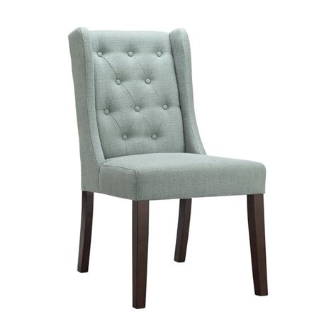 lands end country luxe upholstered wingback chair