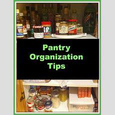 Kitchen Pantry Organization  Organize Me  Pinterest