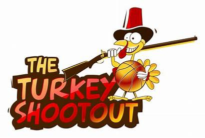 Clipart Turkey Shoot Shootout Cliparts Clip Golf