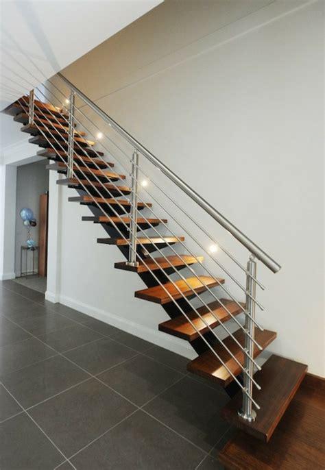 steel staircase design organic stair design makes futuristic indoor fresh 2506