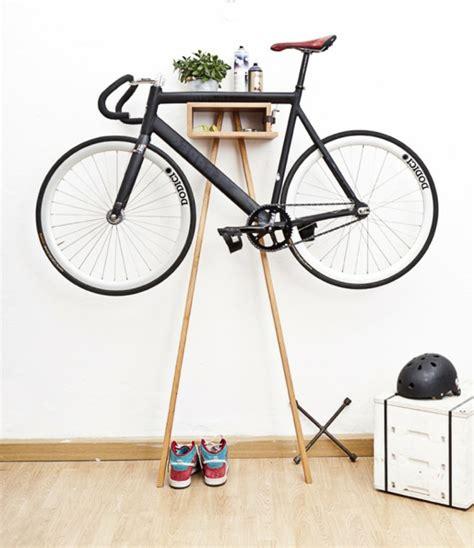 Fahrradständer Für Wohnung by Fahrradhalter 40 Moderne Und Praktische Ideen