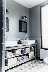 Carreaux De Ciment Salle De Bain : bathroom salle de bains carreaux ciment bathroom ~ Melissatoandfro.com Idées de Décoration