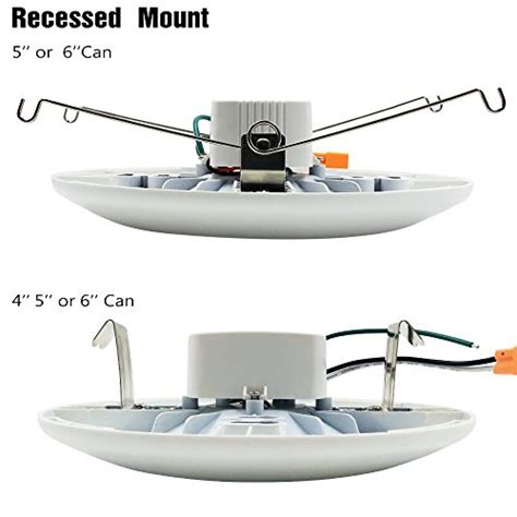 led surface mount disk light usa free shipping torchstar dimmable led surface