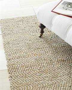 Metallic Suede & Hemp Rug - Serena & Lily For the Home