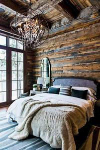 Awesome, 60, Modern, Rustic, Master, Bedroom, Ideas, S, Wholiving, Com, 60