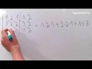 Determinante Berechnen : determinanten berechnen nachhilfetv ~ Themetempest.com Abrechnung