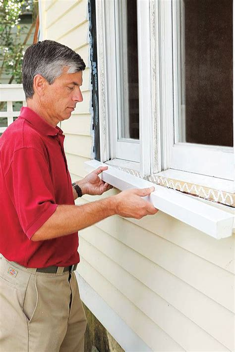 Outdoor Window Sill by 1000 Ideas About Outdoor Window Trim On