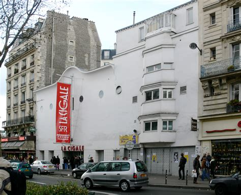 la cigale salle de concert la cigale th 233 226 tre