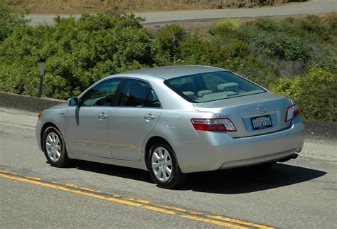 2007 Toyota Camry Hybrid Problems by 2007 Toyota Camry Hybrid Information And Photos