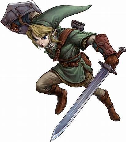Link Personaje Zelda Twilight Princess Artwork Semana