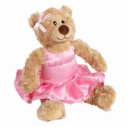 Twinkle Bear Medium Babyballet Teddy Bears Bow
