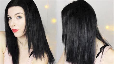 natuerliches braun schwarz toenen ohne haarschaeden