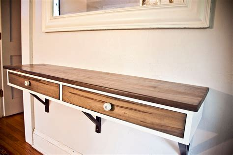Entryway Table With Drawers For Cheap