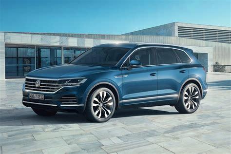 2019 Volkswagen Touareg 2019 volkswagen touareg unveiled gets 310kw v8 diesel