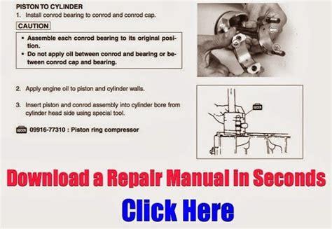 hp outboard repair manual  hp manual