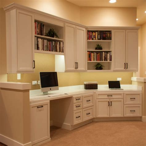 desk in small bedroom perguero home office cabinets cabinets by trivonna