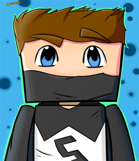 Minecraft Profile Picture By Lolacost On Deviantart