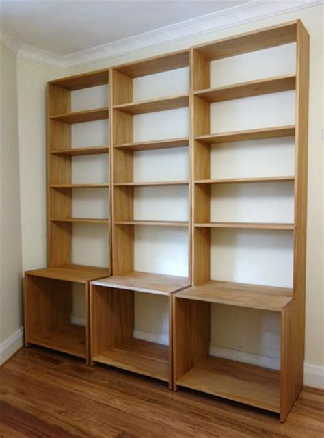Plywood Bookcase by Building A Bookcase From Plywood Home Decor